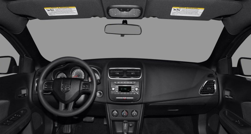 2020 Dodge Stratus Interior