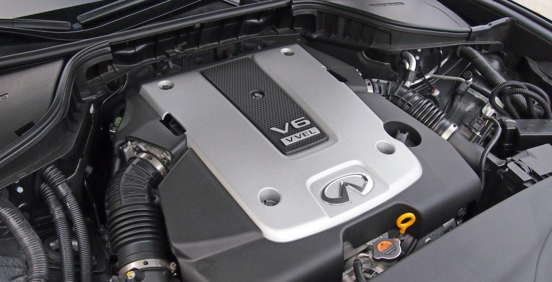 2020 Infiniti Q70L Engine