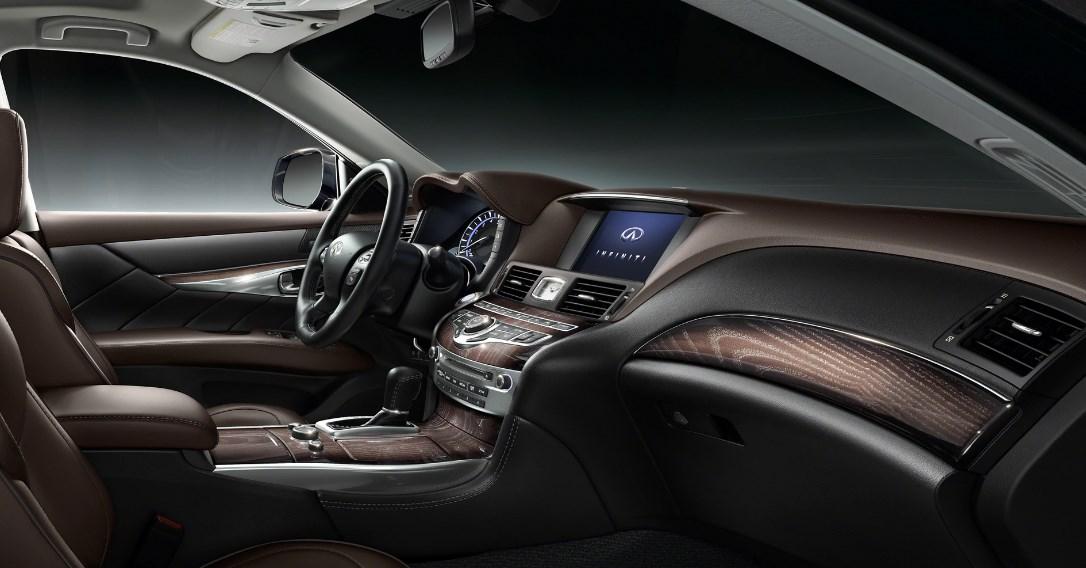 2020 Infiniti Q70L Interior