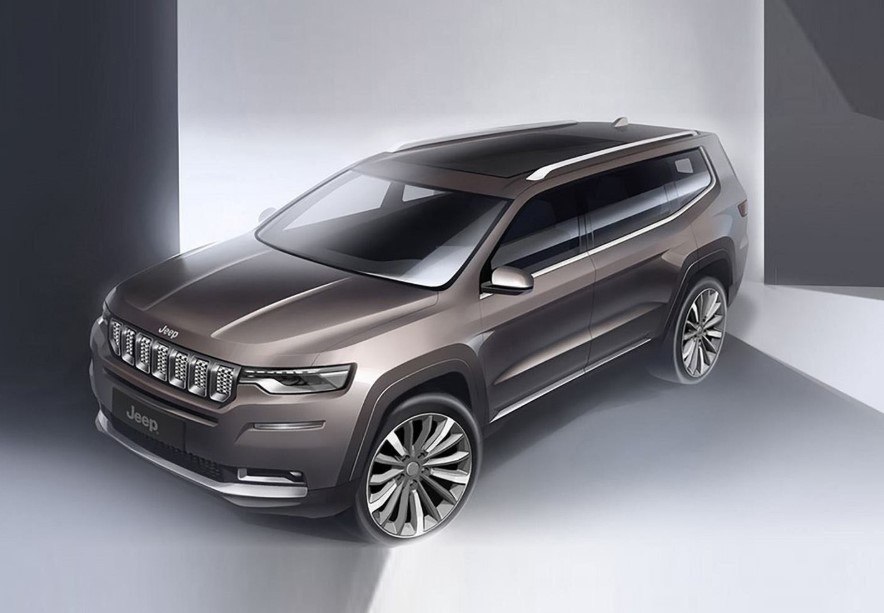 2020 Jeep Grand Wagoneer Price