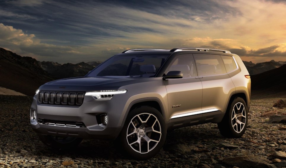 2020 Jeep Grand Wagoneer Release Date