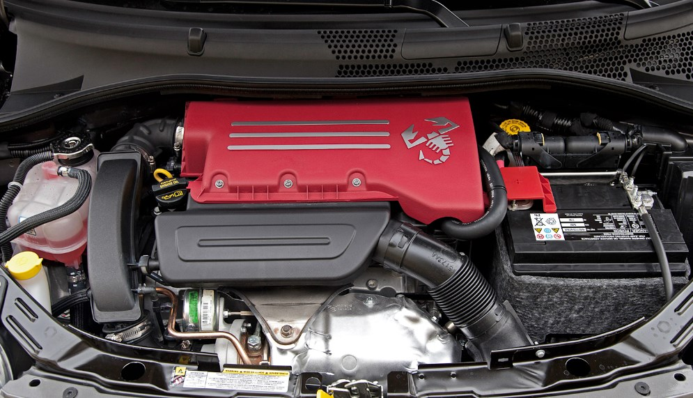 Fiat 500L 2019 Engine