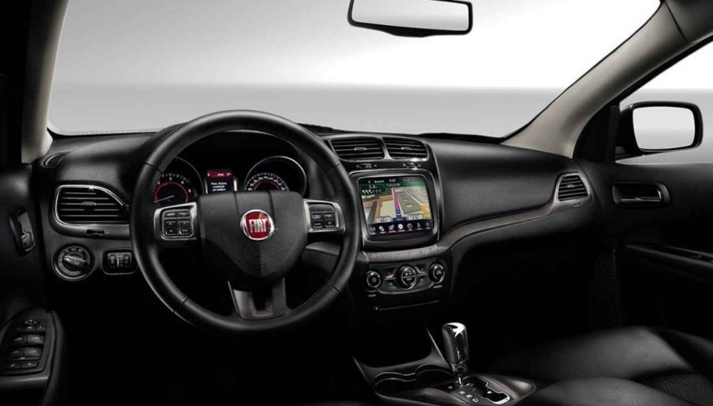Fiat Freemont 2020 Interior