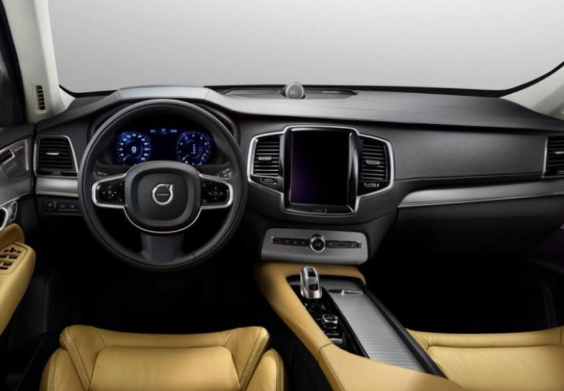 Volvo V40 2020 Interior