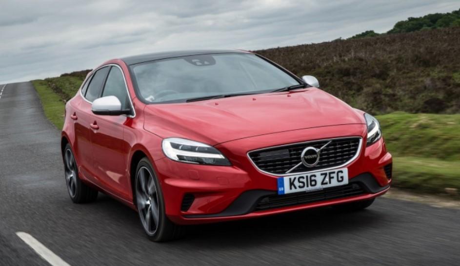 Volvo V40 2020 Release Date