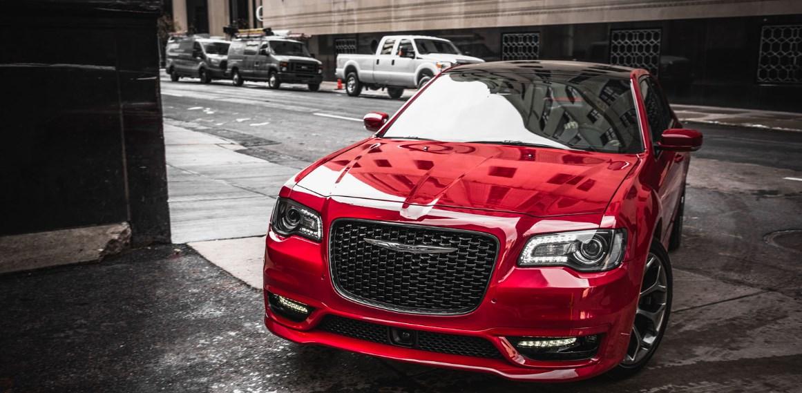 2019 Chrysler 300 Exterior