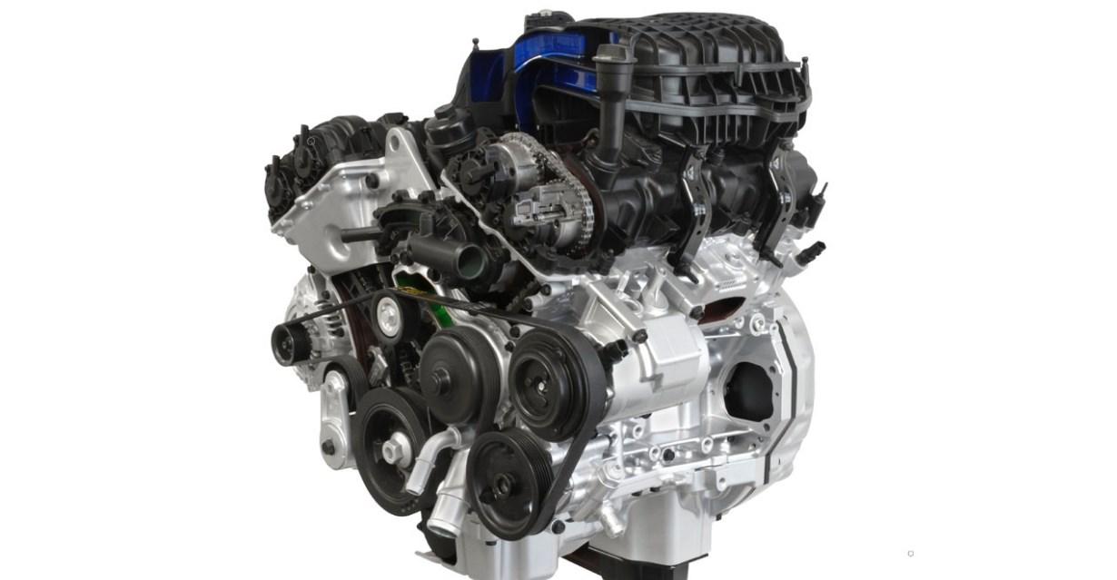2019 Chrysler Sebring Engine