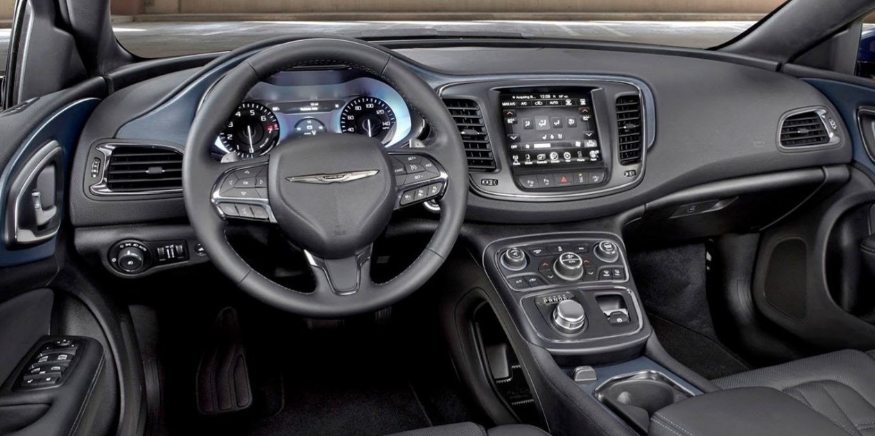 2019 Chrysler Sebring Interior