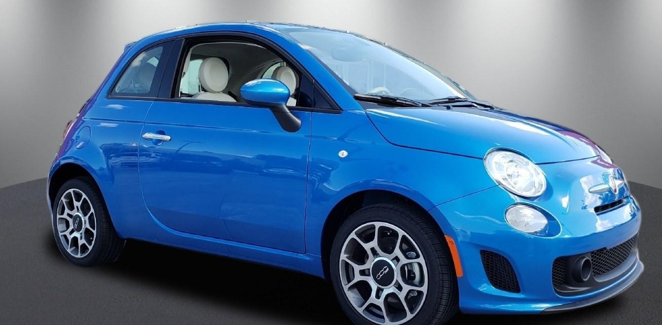 2019 Fiat 500 Exterior