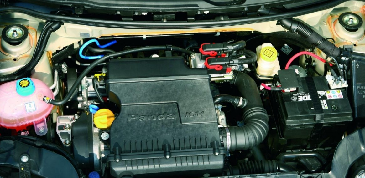 2019 Fiat Panda Engine