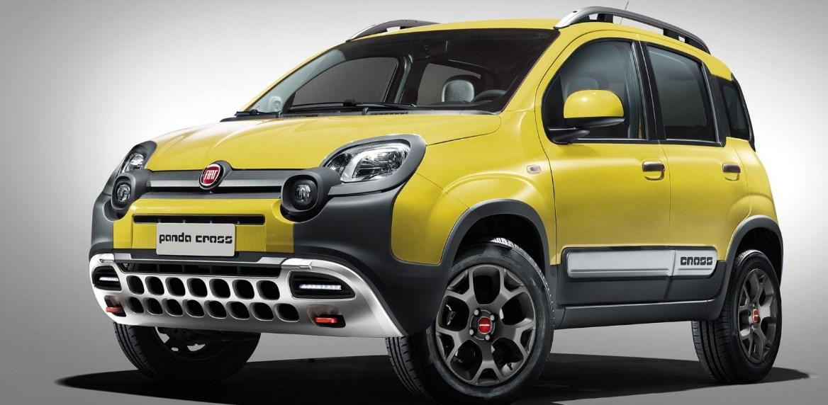 2019 Fiat Panda Exterior