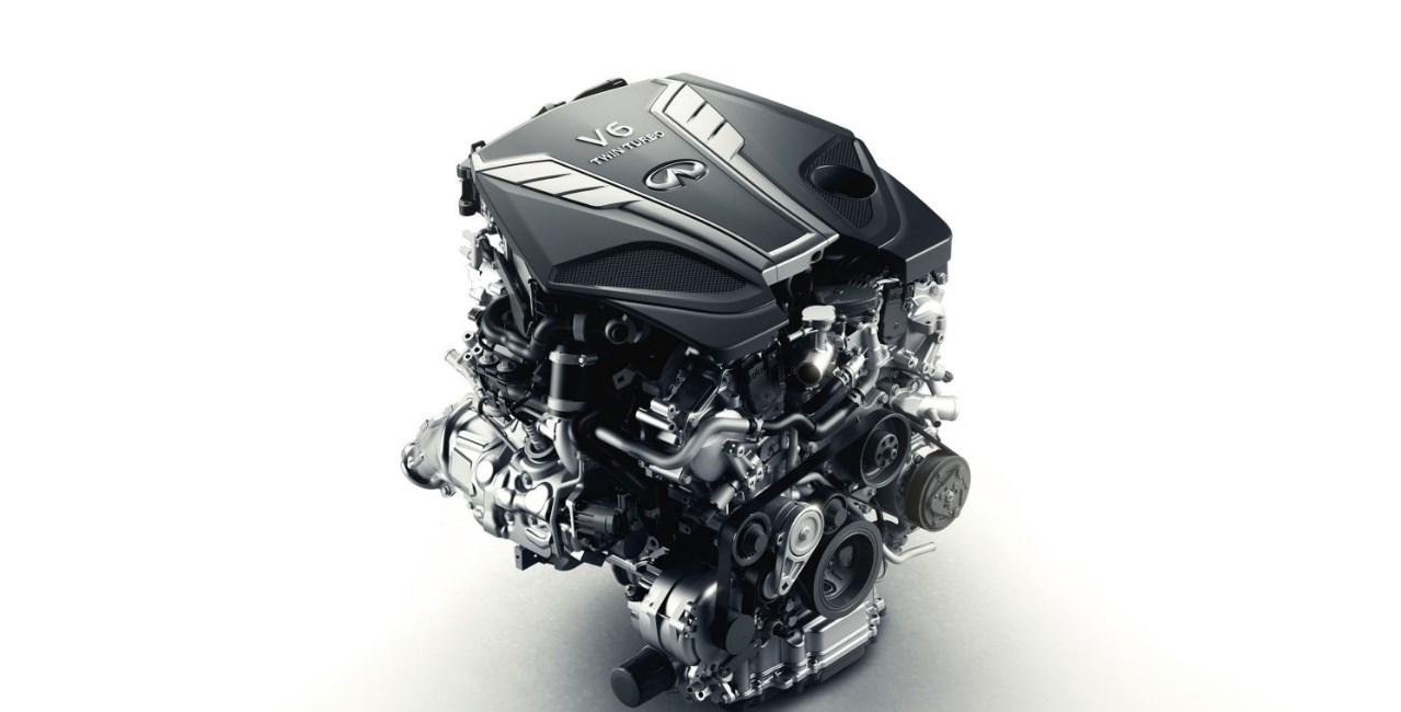 2019 Infiniti G50 Engine