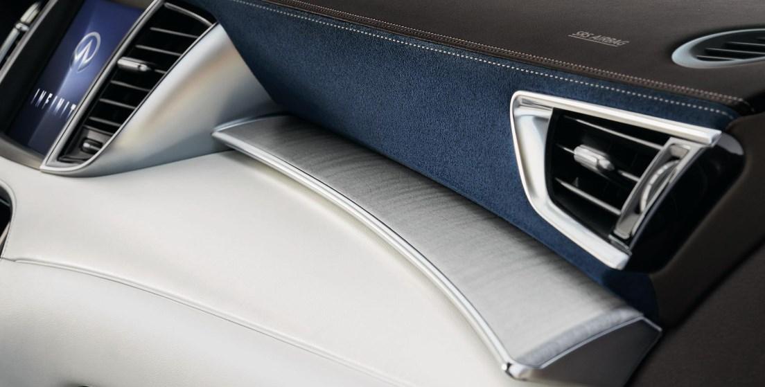 2019 Infiniti QX50 VC Turbo Interior