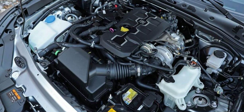 2020 Fiat 124 Engine