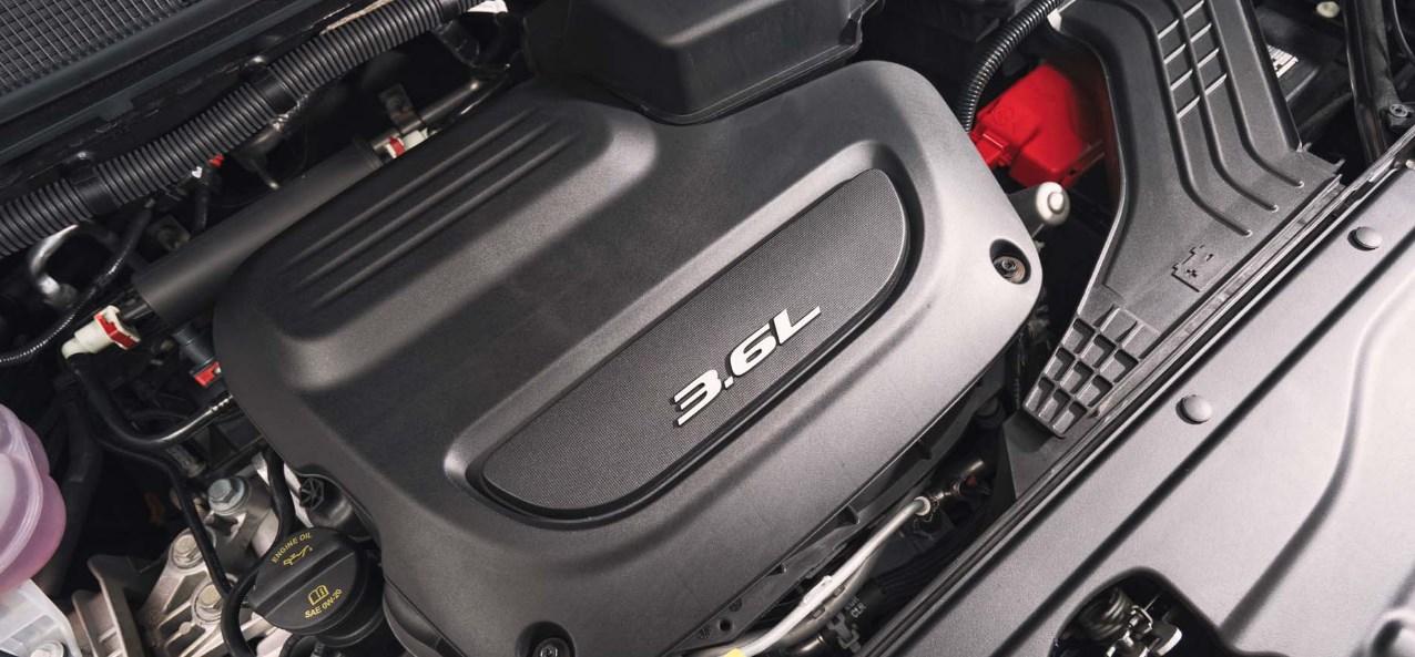 Chrysler Voyager 2019 Engine