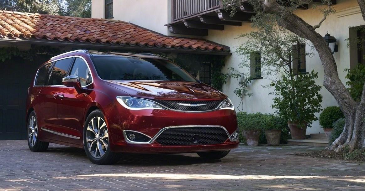 Chrysler Voyager 2019 Exterior