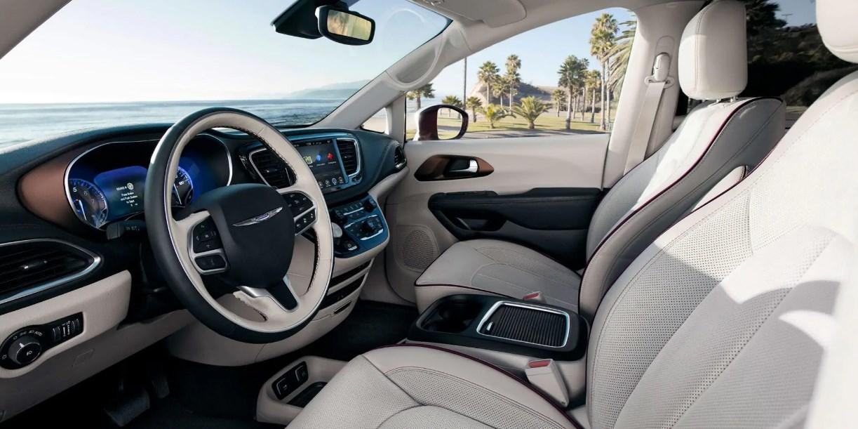 Chrysler Voyager 2019 Interior