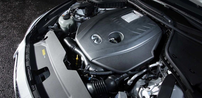 2019 Infiniti Q50 Engine