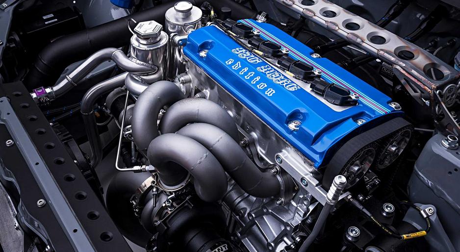 2019 Honda Prelude Engine