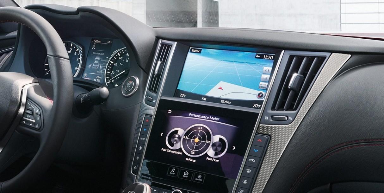 2019 Infiniti G35 Interior
