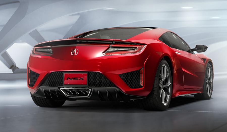 2020 Acura NSX Concept