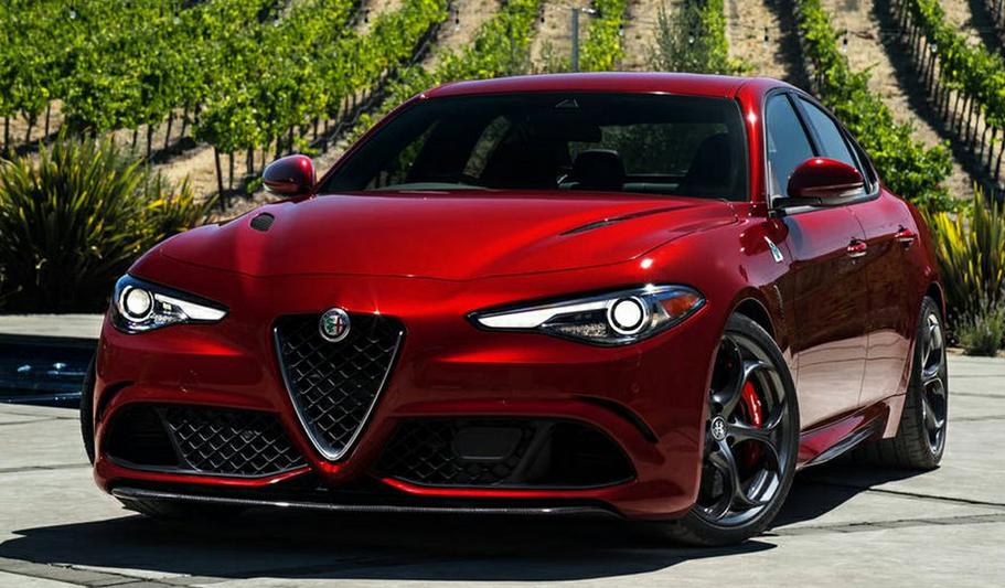 2020 Alfa Romeo Giulia Exterior