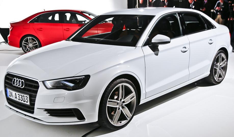 2020 Audi A3 Exterior
