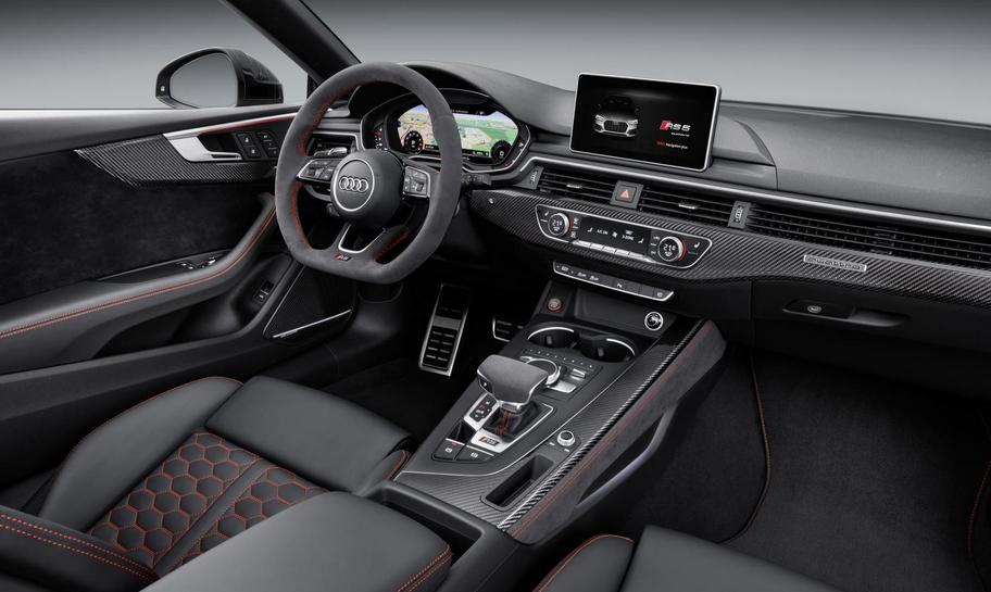 2020 Audi RS9 Interior