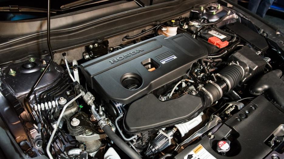 2020 Honda Accord Coupe Engine