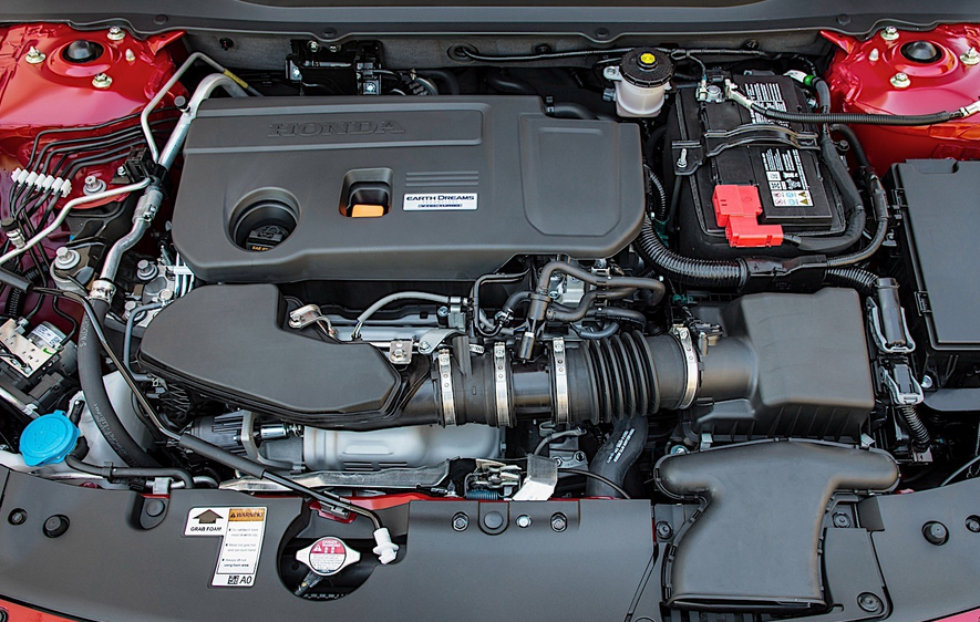 2020 Honda Accord Sport Engine