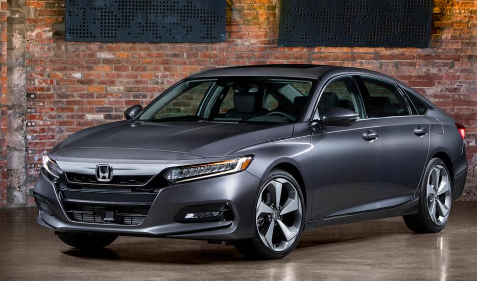 2020 Honda Accord Touring Exterior