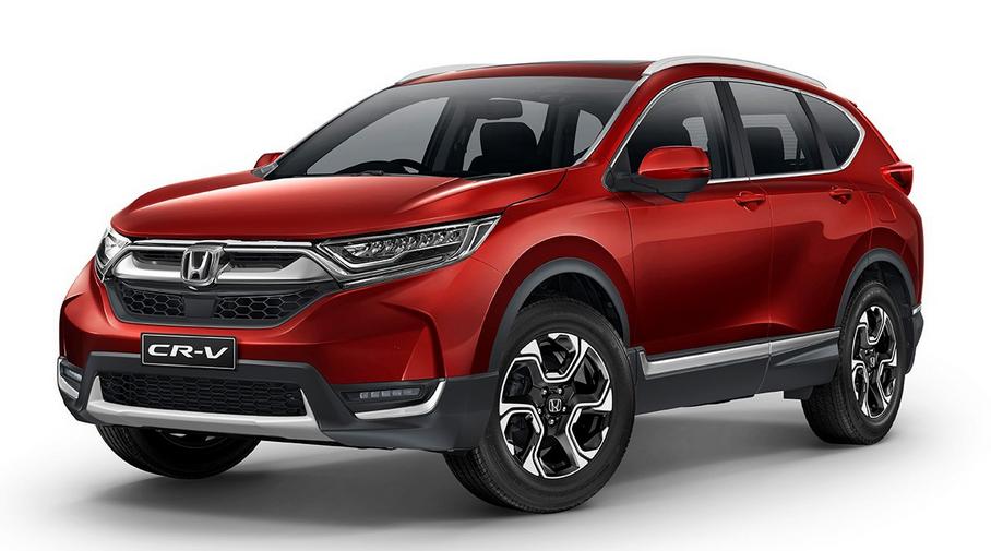 2020 Honda CRV Redesign Exterior
