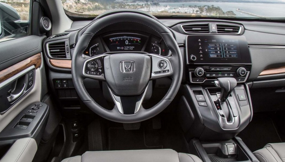 2020 Honda CRV Redesign Interior