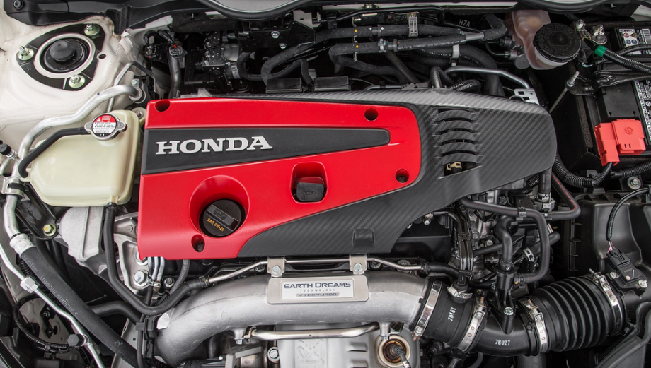 2020 Honda Civic Type R Engine
