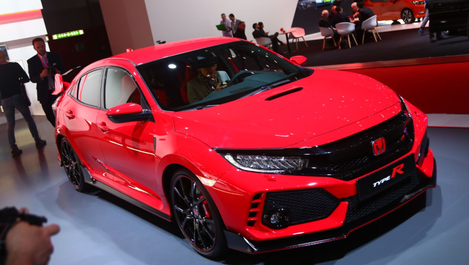 2020 Honda Civic Type R Exterior