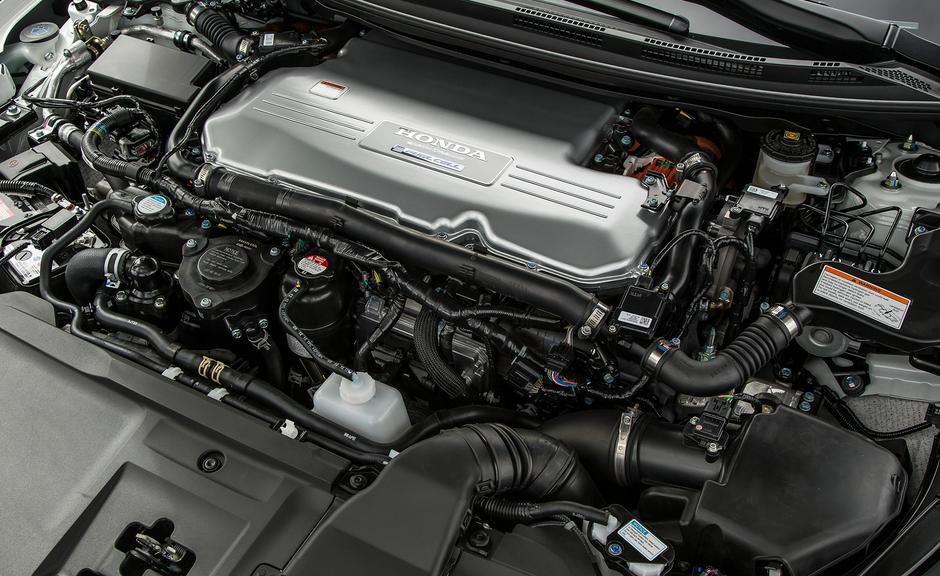2020 Honda Clarity Engine