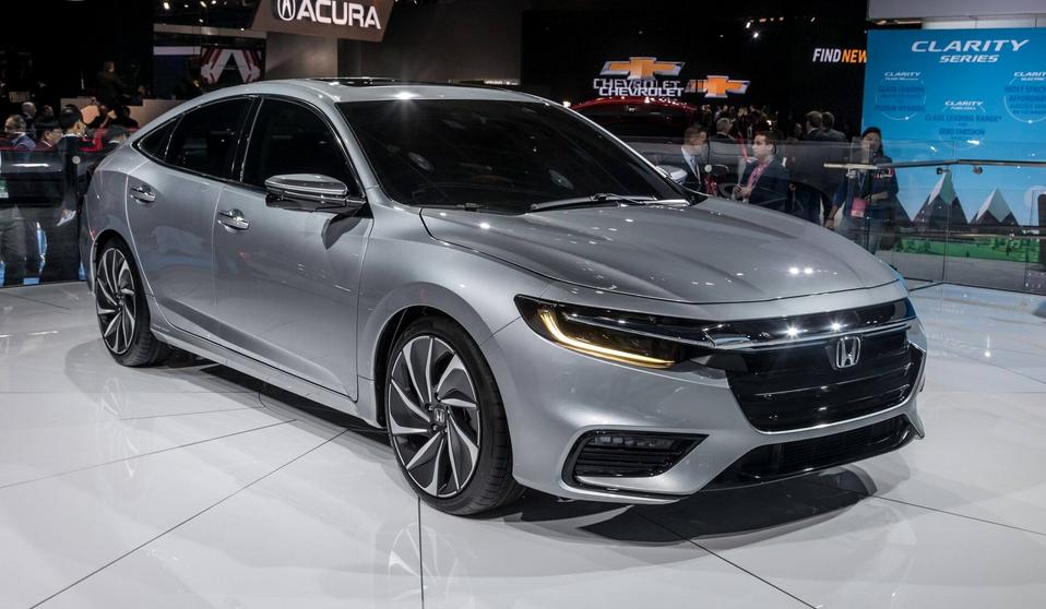 2020 Honda Clarity Exterior