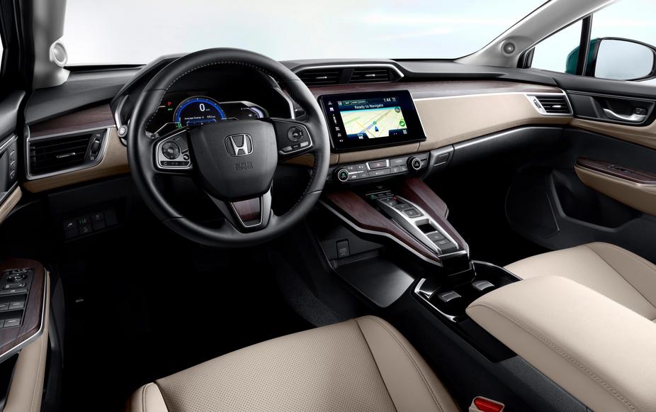 2020 Honda Clarity Interior