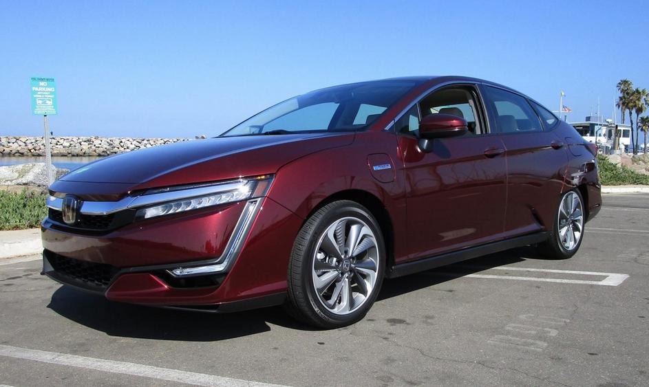 2020 Honda EV Exterior