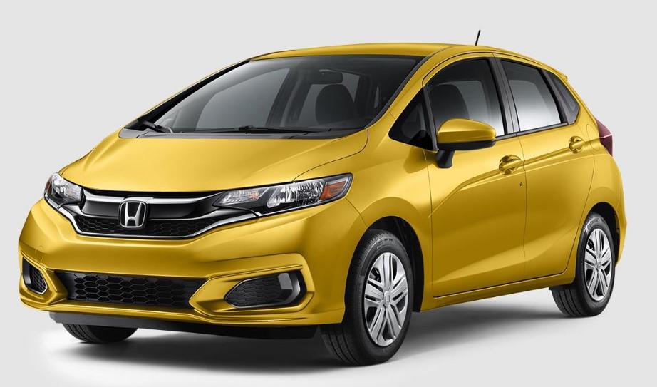 2020 Honda Fit Redesign Exterior
