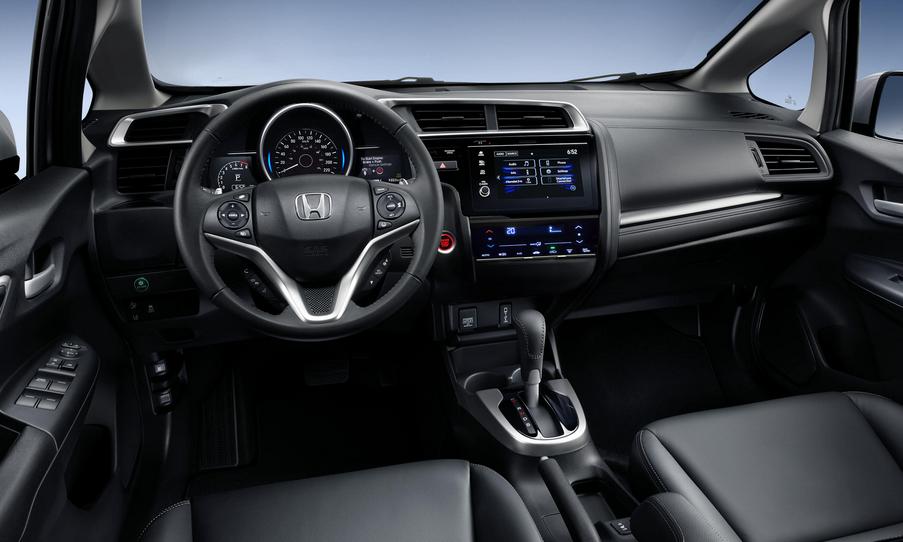 2020 Honda Fit Redesign Interior