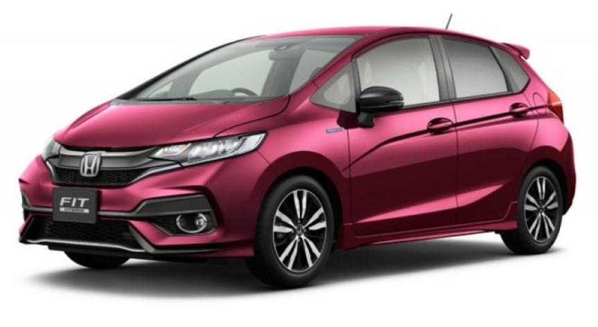 2020 Honda Fit Rumors Exterior