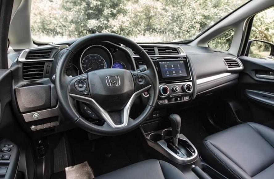 2020 Honda Fit Rumors Interior