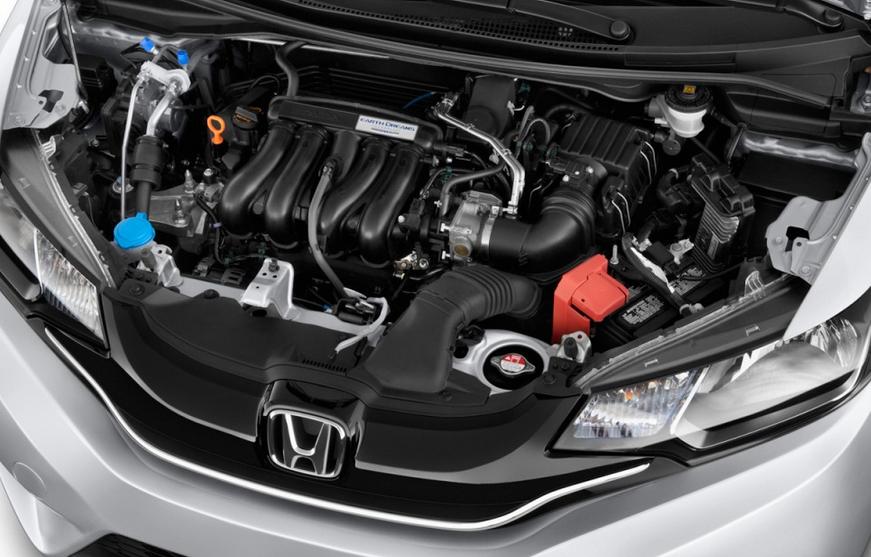 2020 Honda Fit Turbo Engine