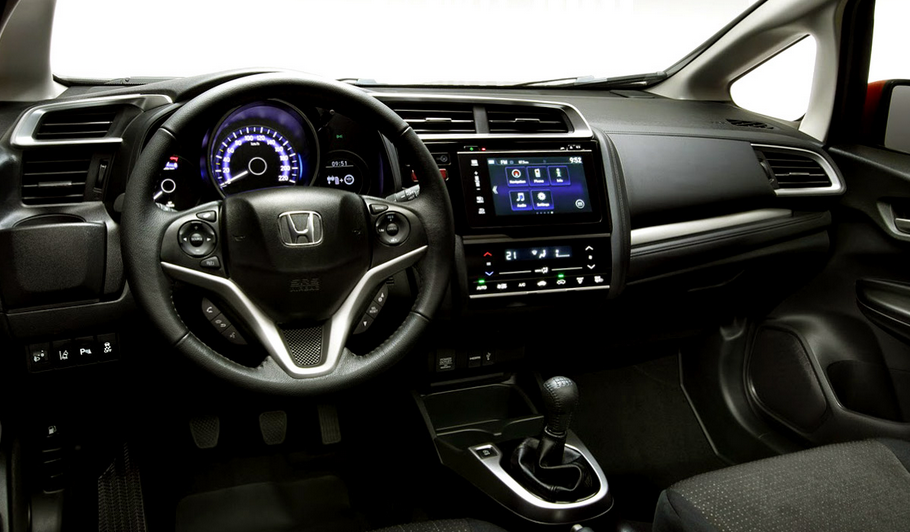 2020 Honda Fit Turbo Interior