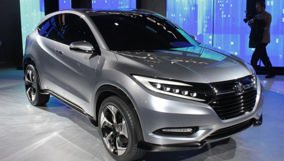 2020 Honda HRV Exterior