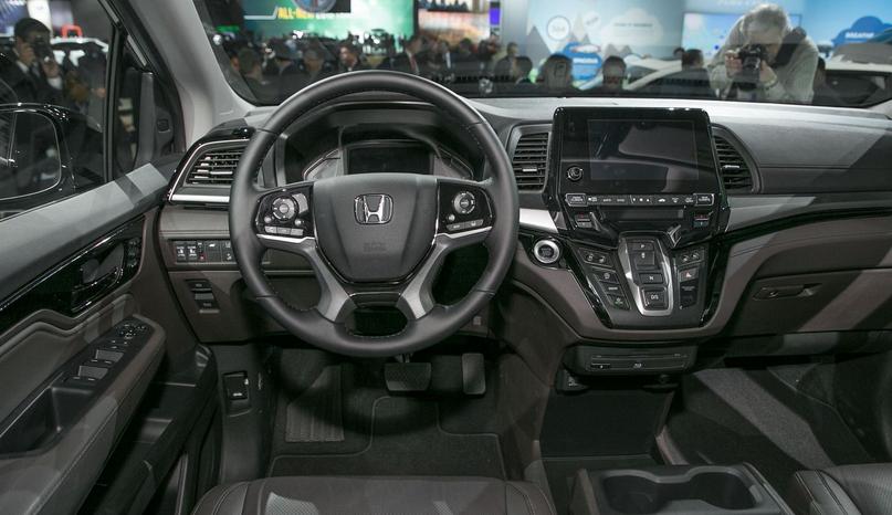 2020 Honda HRV Redesign Interior