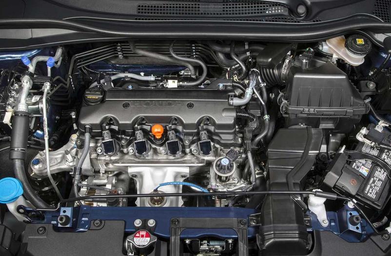 2020 Honda HRV Turbo Engine