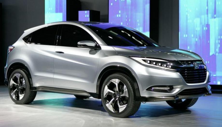 2020 Honda HRV Turbo Exterior