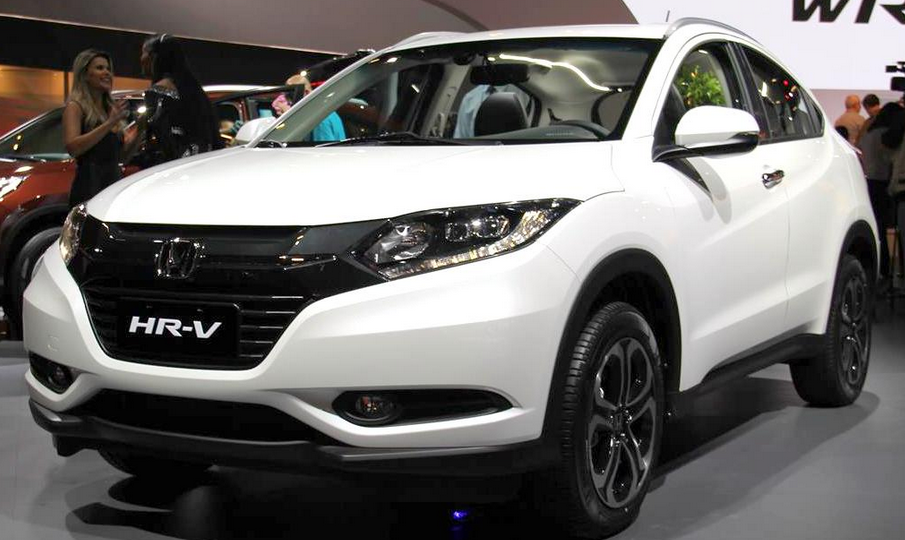 2020 Honda Models HR-V Changes